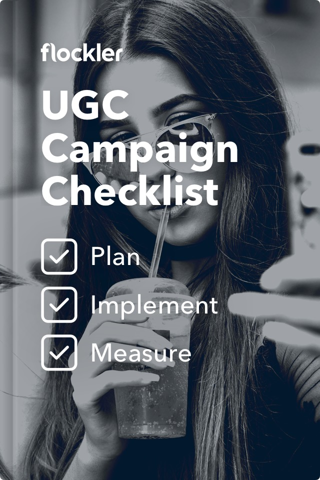 Cover of UGC Campaing Checklist book