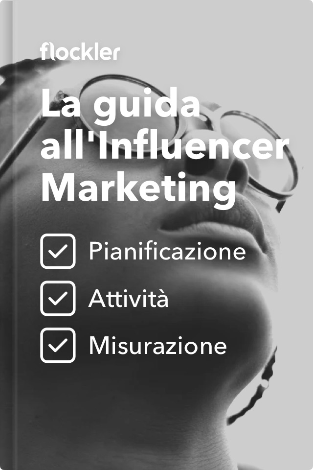 Cover of Influencer Marketing Checklist book