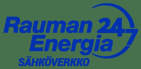 Rauman Energia Sähköverkko Logo