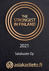 The strongest in Finland 2021 — asiakastieto.fi