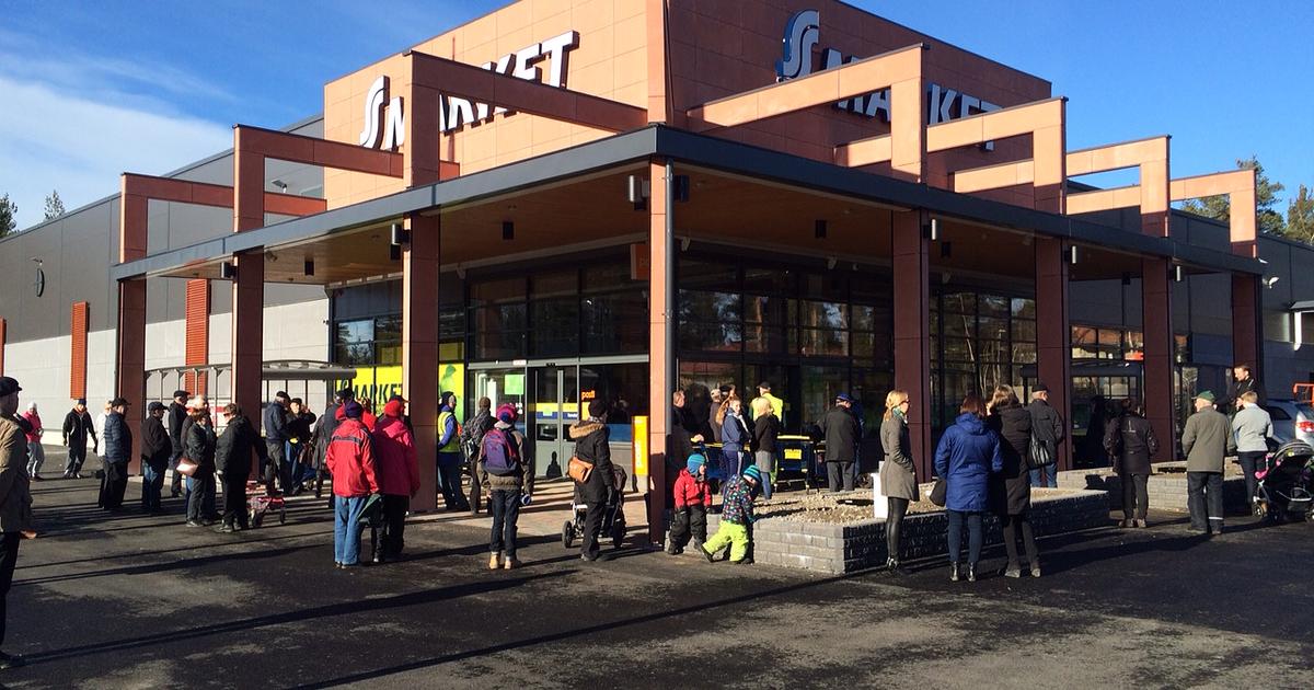 S Market Rauma