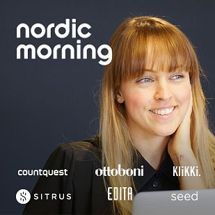 Logo: Nordic Morning -blogi