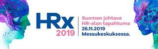 Logo: HRx