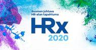 Logo: HRx 2020
