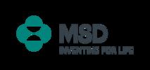 Logo: MSD – Paremman elämän puolesta