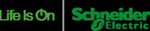 Logo: Schneider Electric – Rakennusaineena äly