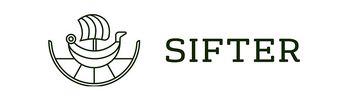 Logo: Sifter – Sijoitamme laatuyhtiöihin globaalisti