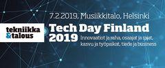Logo: Tech Day Finland